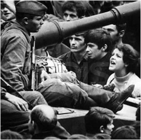 1968 Rebellions
