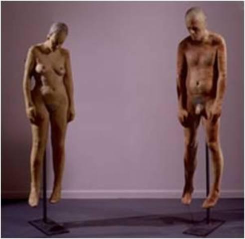 Kiki Smith. Untitled, 1990