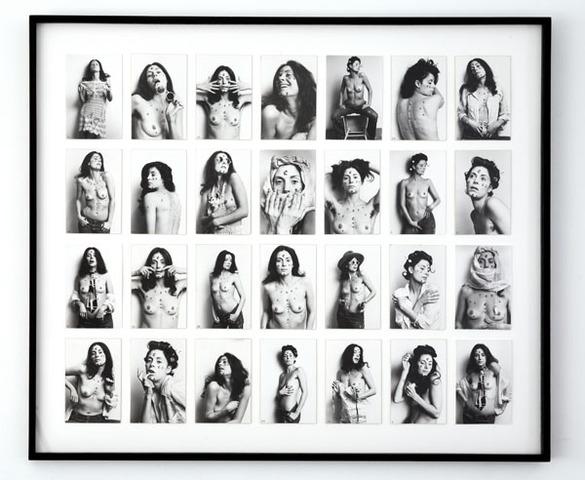 Hannah Wilke. S.O.S. – Starification Object Series, 1974-1982