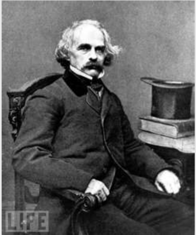 a biography of nathaniel hawthorne born in salem massachusetts Nathaniel hawthorne (born nathaniel hathorne july 4, 1804 – may 19, 1864) was an american novelist and short story writer nathaniel hawthorne was born in 1804 in the city of salem, massachusetts to nathaniel hathorne and the former elizabeth clarke manning.
