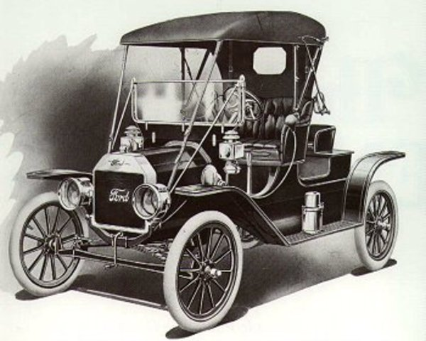 Introduction of Henry Ford's Model T