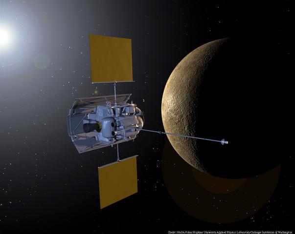 Mercury - MESSENGER