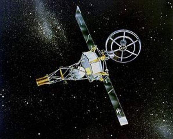 Venus - Mariner 2