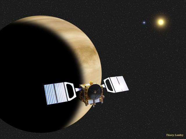 Venus - Venus Express