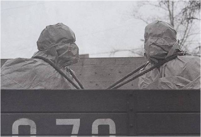 Sergey Borisov. Glasnost and Perestroika, 1986