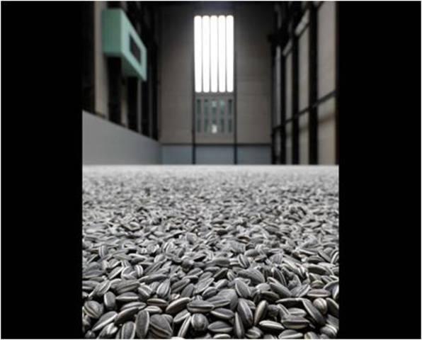 Ai Weiwei. Sunflower Seeds, 2010