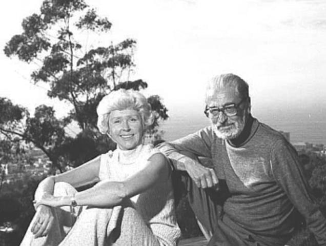 Helen Geisel dies.  Ted remarries.