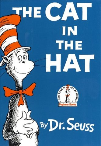 The Cat in the Hat is published.