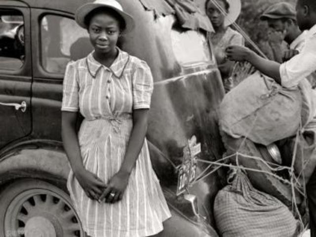Migration of Blacks