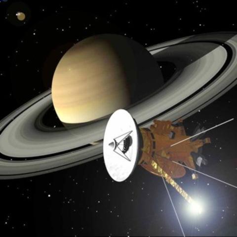 Saturn - Cassini
