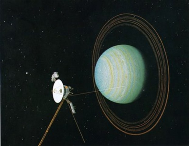 Uranus - Voyager 2