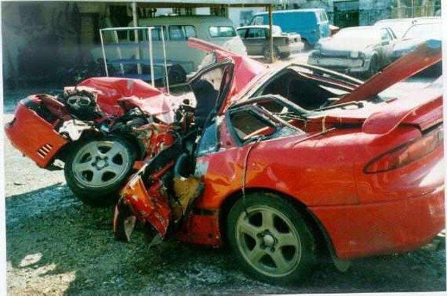 Roberts Crash.