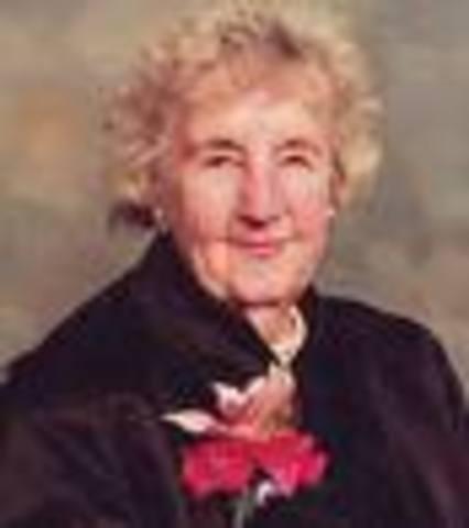 Virginia Henderson