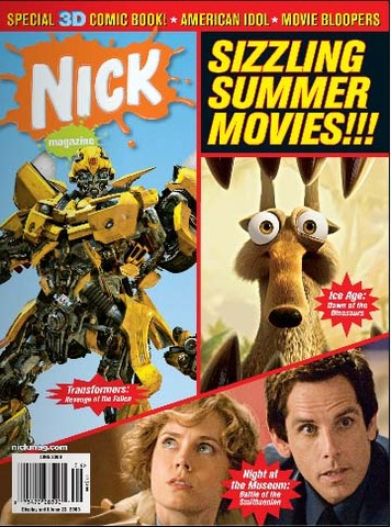 Nick Jr. and Nick Magazine