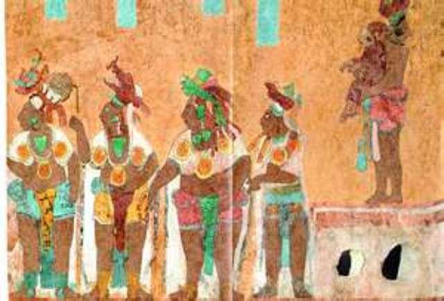 Mayan Begins