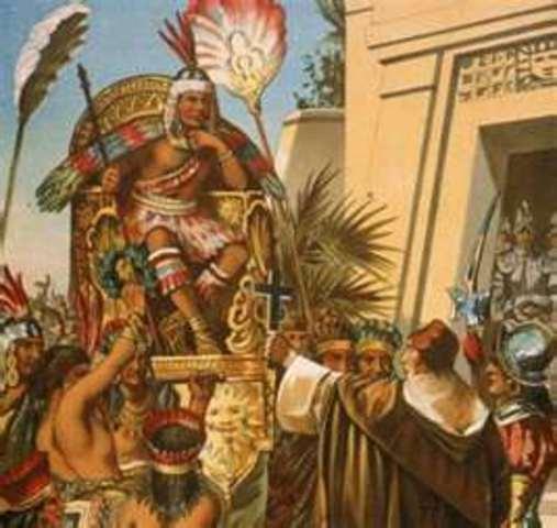 Inca begins