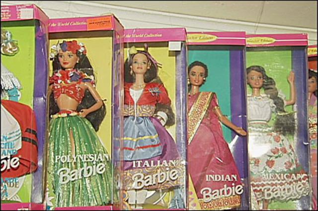International Barbie's
