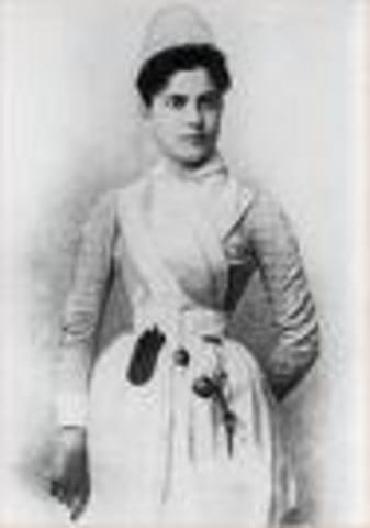 Lillian D Wald