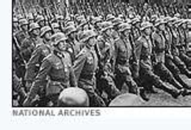 Nazi's invade Poland, Britian and France declare war on Germany