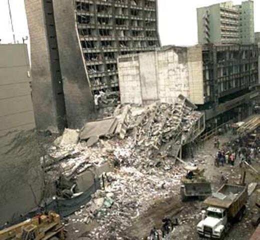 Embassy Bombings