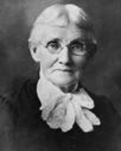 Mary Ann Bikerdyke