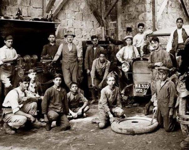 World War 1 benefitted U.S. economy.