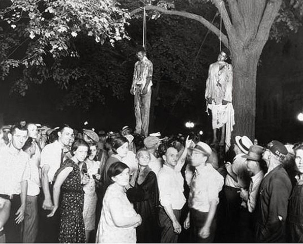 Black lynchings continued