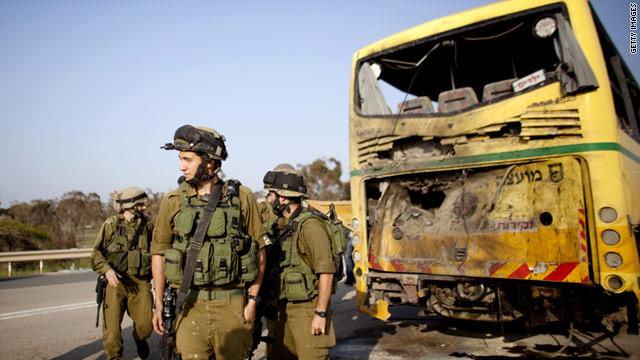 HAMAS Bus Attack