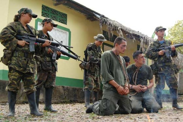Abduction of US. Citizen by FARC