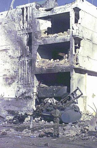 U.S. Embassy Bombings in East Africa