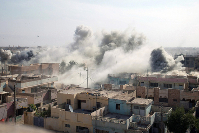 American Contractors Attacked in Al Anbar, Iraq