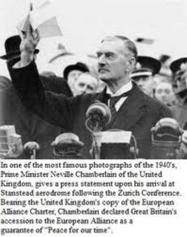 Italy surrenders, Mussolini dismissed as Prime Min.