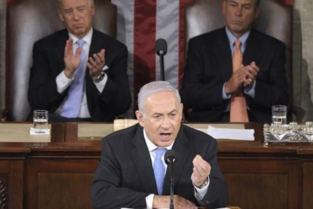 Speech to U.S. Congress