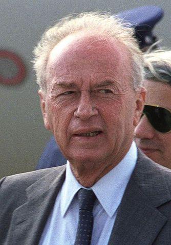 Yitzhak Rabin Assassinated