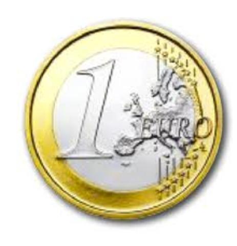 unica moneda el euro