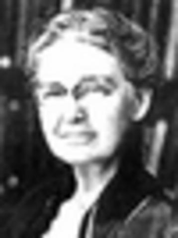 Mary Adelaide Nutting
