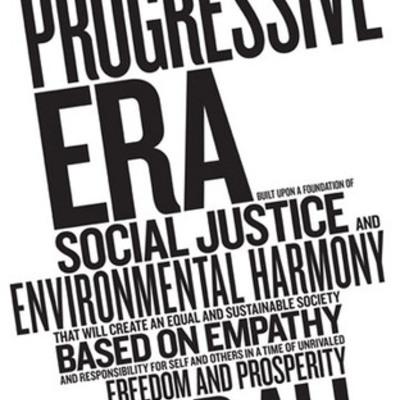 Progressivism timeline