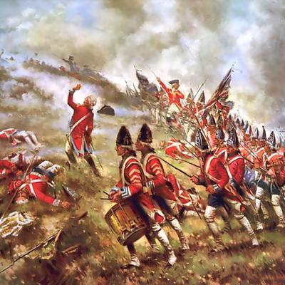 The Battles of the American Revolution-E.Samuels per.6 timeline