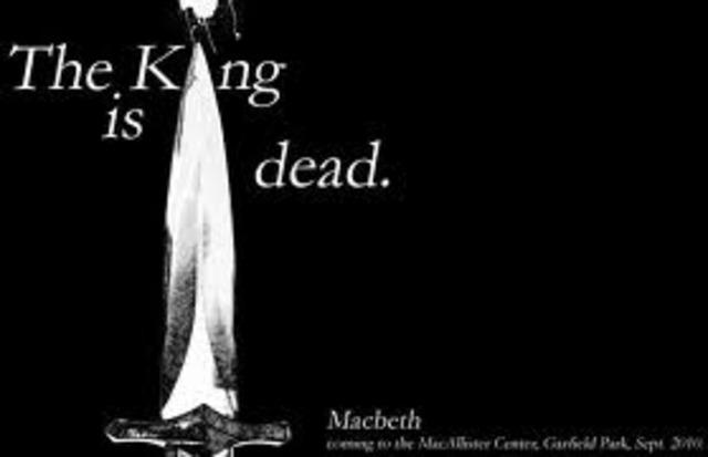 Macbeth timeline | Timetoast timelines