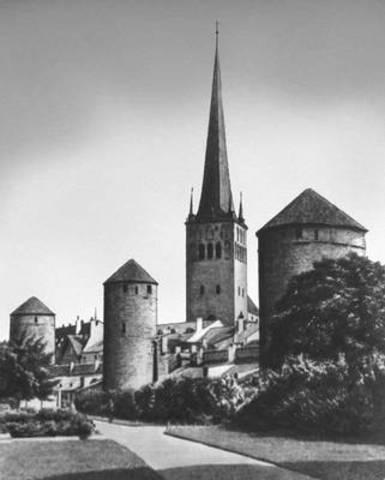 Основание школы при церкви.