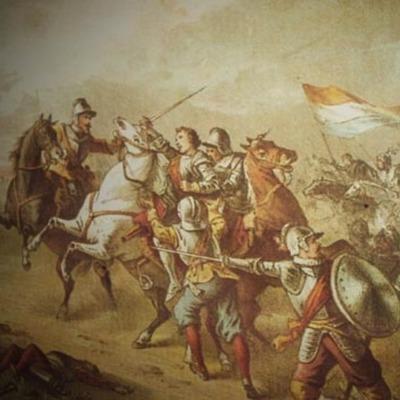Nederlandse Opstand timeline