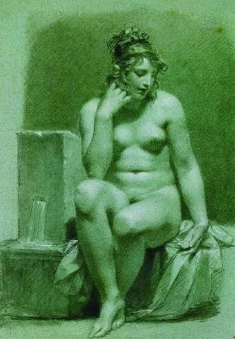 La Source, Prud'Hon / Romanticism (c. 1801)