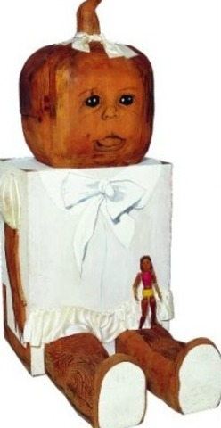 Baby Girl, Marisol / Conceptual Art (1963)