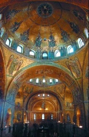 St. Mark's, Venice / Byzantine (1063 CE)