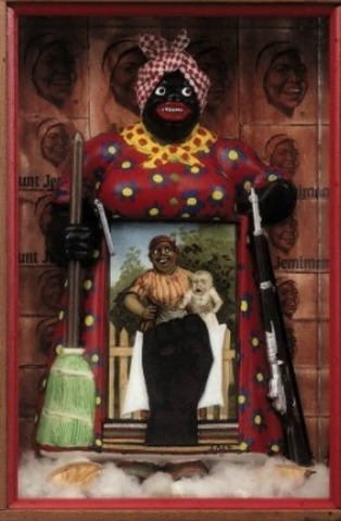 Betye Saar: The Liberation of Aunt Jemima
