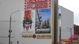 Coca Cola plaza timeline