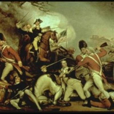 Major Events that Led to the American Revolution timeline