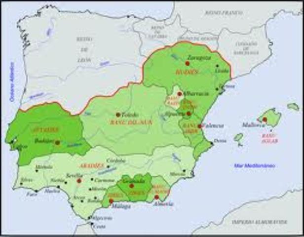 Conquista creistiana de Toledo