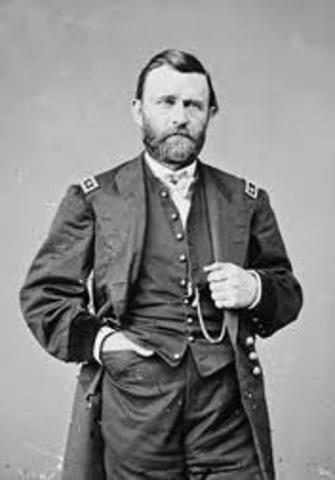 Ulyess S. Grant