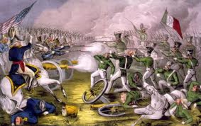 War of Mexico and Treaty of Guadalupe Hidalgo (1846-1848)